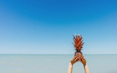 Aprovecha tus vacaciones para mejorar tu alimentación
